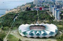 Три тестовых матча пройдут на «Волгоград Арене» перед стартом чемпионата мира 2018 по футболу