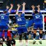 Волейболисты сборных Бразилии и Франции сыграют в финале Мировой лиги 2017