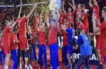 Волейболисты сборной России стали чемпионами Европы 2017, обыграв в финале Германию
