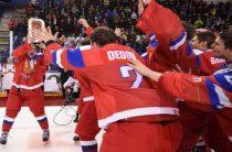 Хоккеисты сборной России разгромили сборную Словакии в матче 5-го тура чемпионата мира 2017
