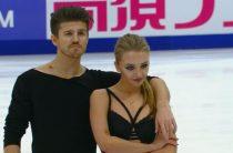 Александра Степанова и Иван Букин стали победителями московского этапа Гран-при, завоевав путевку в финал турнира