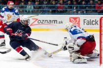 Прямую трансляцию матча Швейцария-Россия хоккейного Еврочелленджа 22 апреля будет вести канал «Матч! Наш спорт»