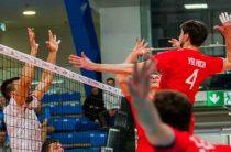 Сборная России 5 июля матчем с Канадой стартует в Финале шести Мировой лиги 2017 по волейболу