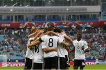 Сборная Германии разгромила Мексику и вышла в финал Кубка конфедераций 2017, где сыграет с Чили