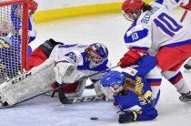 Россия проиграла США со счетом 3:8 в четвертьфинале Чемпионата мира по хоккею 2013