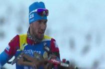 Российский биатлонист Александр Логинов завоевал бронзу в мужском спринте на этапе КМ в Поклюке