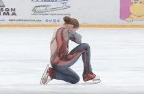 Александра Трусова выиграла юниорский чемпионат мира 2019 по фигурному катанию в Загребе