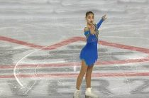 Алена Косторная выиграла финал юниорского Гран-при 2018 по фигурному катанию у девушек, Трусова-вторая