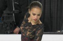 Российская фигуристка Алина Загитова стала второй в финале Гран-при 2018, Туктамышева-третья