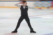 Андрей Мозалёв стал победителем финала Кубка России по фигурному катанию 2019 среди юниоров