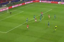 Питерский «Зенит» разгромно проиграл «Бенфике» и завершил свое выступление в еврокубках