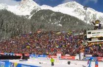 Итальянка Доротея Вирер выиграла женскую гонку преследования 26 января на 6-м этапе КМ по биатлону 2018/2019