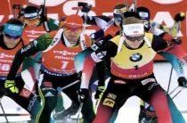 Второй этап Кубка мира по биатлону 2019/2020 пройдет в австрийском Хохфильцене 13-15 декабря. Расписание, результаты гонок
