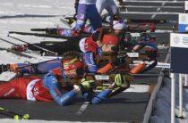 Команда ХМАО-Югра завоевала золото в женской эстафете 2 апреля на чемпионате России по биатлону 2019