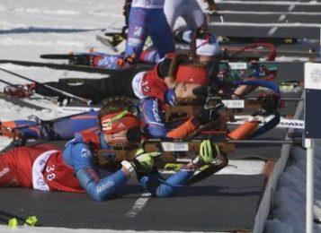 Российские биатлонисты Печенкин и Чернышов дисквалифицированы на четыре года за допинг