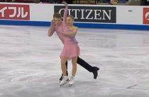 Бойкова и Козловский с мировым рекордом выиграли короткую программу у пар на ЧЕ 2020 по фигурному катанию: результаты