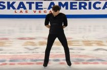 Российский фигурист Дмитрий Алиев стал третьем на этапе Гран-при 2019 Скейт Америка в соревнованиях мужчин