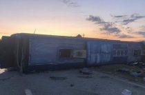 В результате ДТП 2 августа в Ставропольском крае с участием пассажирского автобуса и грузовика погибло 5 человек, еще 20 пострадало
