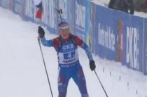 Стал известен состав женской сборной России по биатлону на эстафету 19 января в Рупольдинге