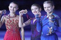 Российская фигуристка Алена Косторная выиграла финал Гран-при 2019 в женском одиночном катании