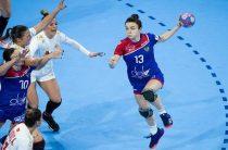 Гандболистки сборной России обыграли Черногорию в матче 2-го тура чемпионата Европы 2018