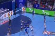 Женская сборная России с победы над Францией стартовала на чемпионате Европы 2018 по гандболу