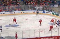 Встречу Россия-Швеция Кубка Первого канала 2019 в прямой трансляции 12 декабря покажет канал «Матч! Страна»