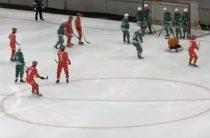 Красноярский «Енисей» разгромил «Вейтерю» в матче Кубка мира 2019 по хоккею с мячом
