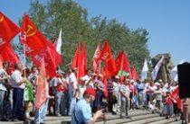 Алевтина Апарина сложила с себя полномочия секретаря обкома КПРФ в Волгограде