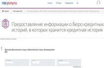 Россияне получили возможность узнать свой индивидуальный кредитный рейтинг