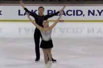 Ксения Ахантьева и Валерий Колесов выиграли 4-й этап юниорского Гран-при 2019 по фигурному катанию в соревнованиях пар