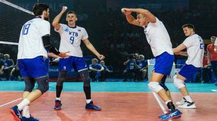 Итоги мужской волейбольной Лиги наций 2019. Сборная России второй год подряд становится победителем турнира