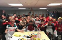 «Локомотив» с победы над «Байером» стартовал в групповом этапе Лиги чемпионов 2019/2020