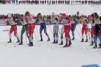 Финский лыжник Ииво Нисканен выиграл мужскую гонку классикой на 1-м этапе Кубка мира 2019/2020 в Руке