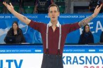 Российский фигурист Максим Ковтун пропустит чемпионат мира 2019 в Японии