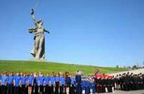 Военный парад в День Победы 9 мая 2015 года в Волгограде пройдет с участием военной техники