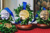 Таблица медального зачета вторых Европейских игр 2019 в Минске, награды сборной России 28 июня