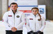 Российские керлингисты одержали победу над сборной Польши на ЧМ 2019 среди смешанных пар