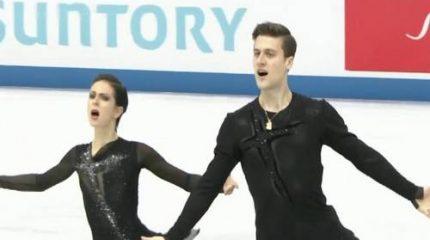 Российские фигуристы Наталья Забияко и Александр Энберт заявили о завершении своей спортивной карьеры