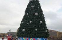 Обширная праздничная программа пройдет в Волгограде в новогоднюю ночь на площади Павших Борцов
