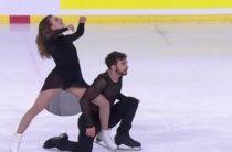 Французы Пападакис и Сизерон завоевали золото финала Гран-при 2019 по фигурному катанию в соревнованиях танцоров