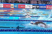 Мужская сборная России по плаванию завоевала серебро в эстафете 4×100 метров на ЧМ 2019 в Южной Корее