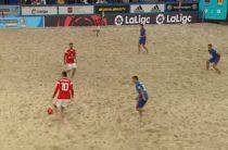 Сборная России по пляжному футболу с победы над Египтом стартовала на Межконтинентальном кубке 2019