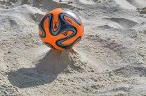 Сборная России по пляжному футболу матчем с Ираном 7 ноября завершает групповой этап Межконтинентального кубка