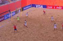 Сборная России по пляжному футболу завоевала бронзу чемпионата мира 2019