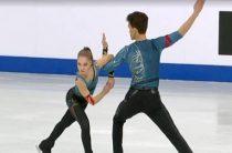 Три российских пары лидируют после короткой программы на юниорском чемпионате мира 2019 по фигурному катанию