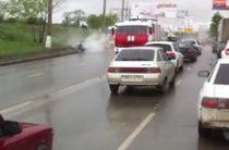 На время новогодних праздничных мероприятий в Волгограде ограничат движение транспорта в Центральном районе города
