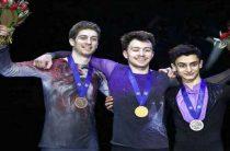 Дмитрий Алиев завоевал золото ЧЕ 2020 по фигурному катанию в соревнованиях мужчин: итоговые результаты