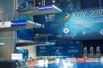 Чемпионат Европы 2019 по прыжкам в воду пройдет в Киеве с 5 по 11 августа