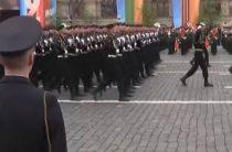 Первая репетиция парада Победы в Волгограде на площади Павших Борцов пройдет 2 мая